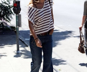 casual, jeans, and street style image