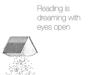 book, Dream, and love image