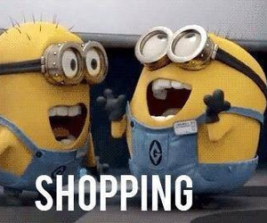 minions, funny, and haha image