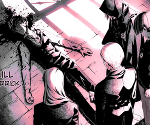 black butler, kill, and kuroshitsuji image
