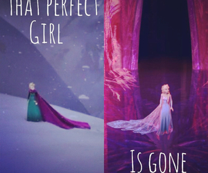 frozen, girl, and perfect image
