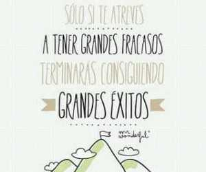 frases, exito, and quote image