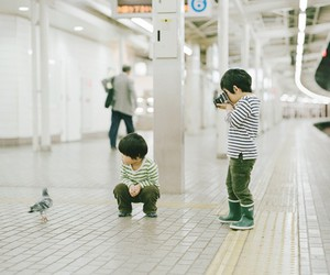 cute, kids, and boy image