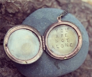alone and you image