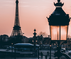 city, cool, and france image