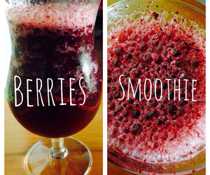 berries, berry, and healthy image