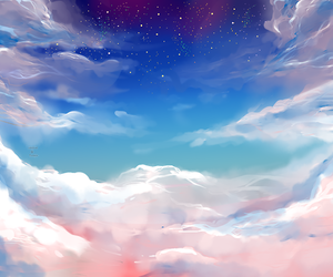 sky and cute image