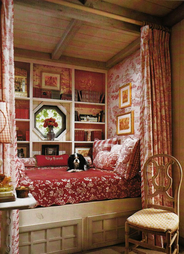 65 Wonderfully cozy reading nooks for