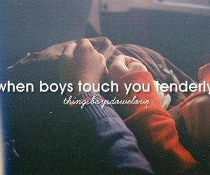 love, boy, and when boys image