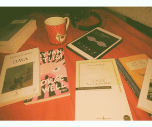 arctic monkeys, book, and coffee image