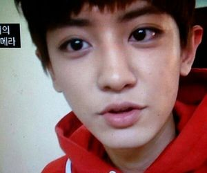 chanyeol and exo image