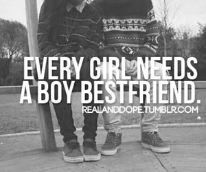 boy, girl, and bestfriend image