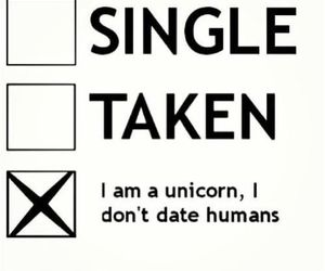 unicorn, single, and taken image