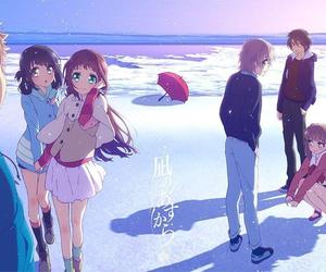 nagi no asukara and anime image