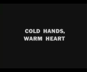cold, hands, and heart image