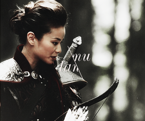 mulan and once upon a time image