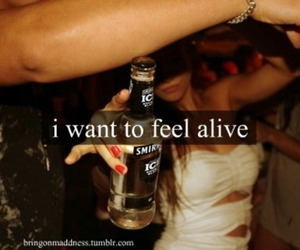 alcohol, text, and alive image