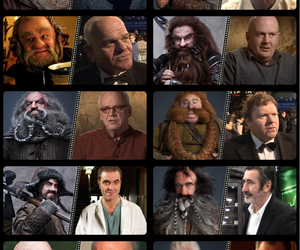 carry, dwarfs, and hobbit image