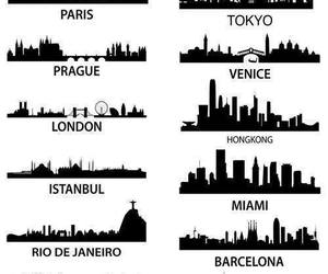 city, london, and paris image
