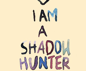 the mortal instruments and shadowhunter image