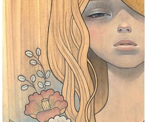 art, audrey kawasaki, and girl image