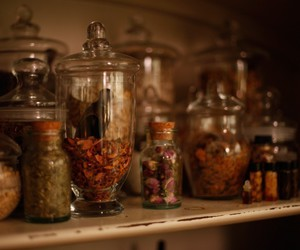 apothecary, magick, and potions image