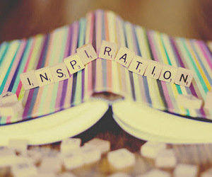 inspiration and book image