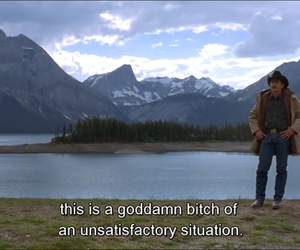 quotes, brokeback mountain, and movie image