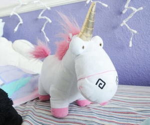 unicorn, cute, and tumblr image