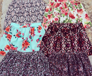 skirts and wet seal image