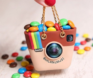 instagram, sweet, and food image