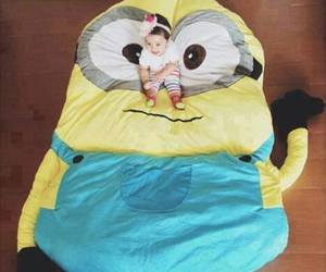 minions, cute, and baby image