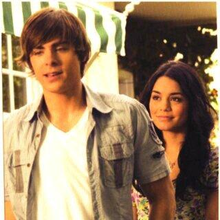 troy bolton and gabriella montez
