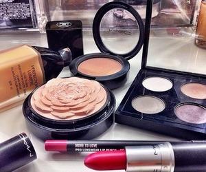 fashion, make up, and mac image