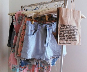 fashion, clothes, and shorts image