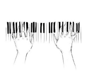music, piano, and article image