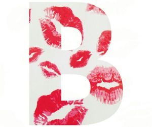 b, beso, and Besos image