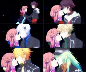 anime, kent, and shin image