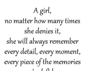 quote, memories, and remember image