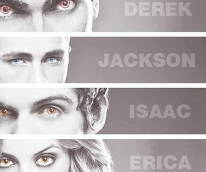 teen wolf, erica, and scott image