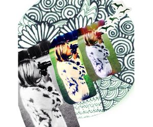 artistic, Collage, and fashion image