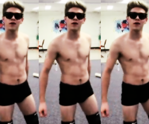 1d, one direction header, and niall horan header image