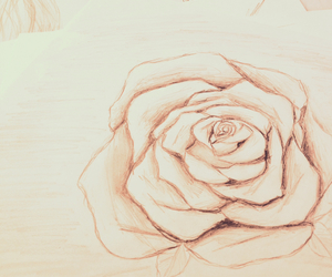 art, dessin, and drawing image