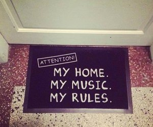 home, like, and my rules image