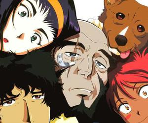 Cowboy Bebop and anime image