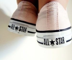 all star, girl, and girly image