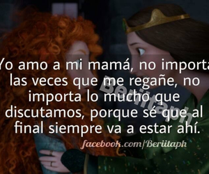 i love mom, frases en español, and 100pre image