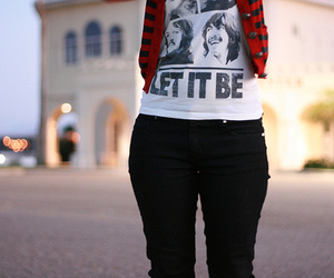 let it be, the beatles, and beatles image
