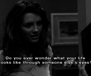 quote, the oc, and life image