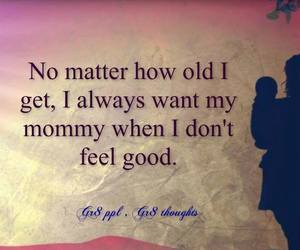 mommy, quotes, and love image